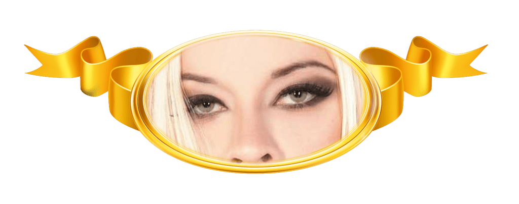 Mistress Ingrid Frost mirror top bright